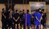 جوستافو يمنح لاعبي النصر راحه من الحصة المسائية