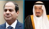 خادم الحرمين يجرى اتصالا هاتفيا بالرئيس المصري