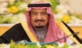 خادم الحرمين يستقبل الأمراء ومفتي المملكة وأصحاب الفضيلة وجمعا من المواطنين