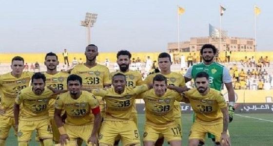 نادي الوصل في طريقه للانسحاب من بطولة آسيا
