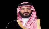 سمو ولي العهد يعزي الرئيس السيسي في ضحايا حادث العريش الإرهابي