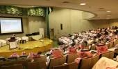 بالصور.. سطام الشيحة يكرم موظفي مجمع الأمل للصحة النفسية بالرياض