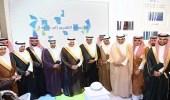 """بالصور.. أمير الشرقية يدشن موقع """" صنعة """" لتوزيع أراضي الأمانة الاستثمارية لشباب الأعمال"""