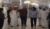 بالفيديو والصور.. الموسيقار العالمي ياني يصل إلى جدة لإقامة حفلين موسيقيين