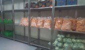 بالصور.. إغلاق معمل أغذية مخالف بالرياض