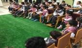 """بالصور.. جمعية الأطفال المعوقين بمكة تدشن فعالية """" اليوم العالمي للغذاء """""""