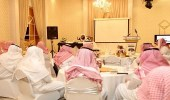 صور.. انطلاق فعاليات ملتقى أثر المعلم والمعلمة في تحقيق الأمن الفكري