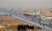 هطول أمطار متوسطة على الرياض