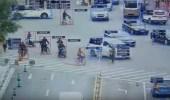 بالفيديو.. كاميرات صينية جديدة تحدد هوية الأشخاص في الأماكن العامة