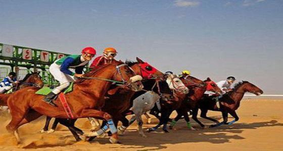 فروسية نجران تقيم سباقها الخامس للعام الحالي