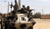 الجيش المصري يواصل الثأر لضحايا حادث مسجد الروضة الإرهابي