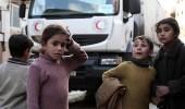 الأمم المتحدة: 400 ألف سوري في الغوطة يواجهون كارثة
