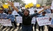استقالة وزير العدل ووقف الاحتجاجات في باكستان