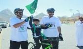 الرحالة خالد المالكي يتعرض لأزمة قلبية أثناء رحلته لدعم الجنود