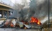 مصرع وإصابة 42 شخصا في تفجير انتحاري ببغداد