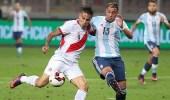 الفيفا يمنع قائد منتخب بيرو من مونديال روسيا