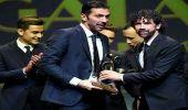 """بعد حصوله على جائزة أفضل لاعب في إيطاليا.. """" بوفون """" : لم أتوقع الحصول عليها"""