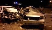 بالصور.. 5 إصابات في حادثين منفصلين بالمندق والمخواة