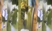 بالفيديو.. سطو مسلح على مطعم بحي السويدي في الرياض