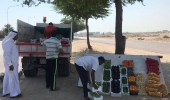 بلدية الخبر تصادر 144 ألف كرتون خضار خلال عام