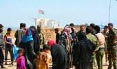 عودة 100 أسرة نازحة إلى قضاء تلعفر بالعراق