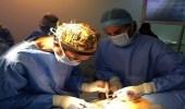 فريق طبي ينهي معاناة مريض تسعيني من ورم في صبيا