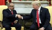 """"""" ترامب """" العلاقة بين البحرين والولايات المتحدة مستمرة وستتحسن"""