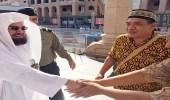 السديس يقوم بجولة ميدانية للوقوف على الخدمات المقدمة لزوار المسجد النبوي