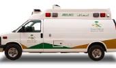 مواطن يسرق سيارة إسعاف لإنقاذ زوجته بحائل