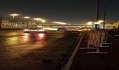 بالصور.. سيولة حركة السير بعد رفع مخلفات الأمطار في جدة