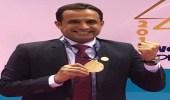 العمري يشكر رئيس هيئة الرياضة