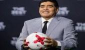 مارادونا: حزين لغياب إيطاليا عن مونديال روسيا 2018