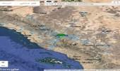 المساحة الجيولوجية ترصد هزة أرضية بقوة 3.3 ريختر شمال النماص