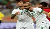 صورة نجم الأخضر تزين كأس العالم