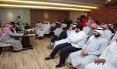 """طباخ سعودي يروي قصة كفاحه منذ المرحلة الابتدائية أمام 50 حاضرا في فندق """"شارز"""""""