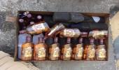 ضبط مجموعة أثيوبية تصنع الخمور بمبنى مهجور بالخرمة