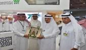 وكيل وزارة الداخلية يزور معرض دبي الدولي للطيران
