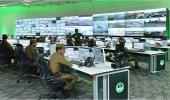 """"""" الوطني للعمليات الأمنية """" يتلقي 35 ألف اتصال على مدار اليوم"""