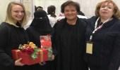 قصة فتاة ألمانية تتبرع لسعودية بخلايا جذعية وتنقذ حياتها
