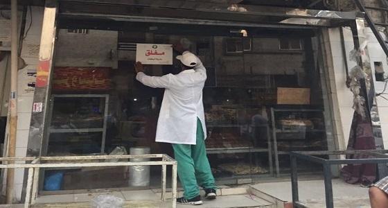 بالصور.. أمانة الرياض تضبط ٦٠٩ منشأة مخالفة للاشتراطات الصحية وتستبعد 265 عاملا