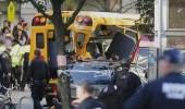 """"""" إف بي آي """" يبحث عن أدلة بمنزل المشتبه به في حادث مانهاتن"""