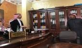 بالصور.. بلدية طريف تعقد اجتماع تنسيقي للاستعداد لموسم الأمطار