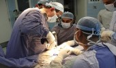 فريق طبي يُنقذ مصاب من بتر الفخذ نتيجة تعرضه لحادث سير