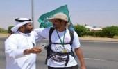 فيديو.. رحالة يكشف تفاصيل رحلته ماشيا من الرياض إلى جازان