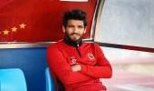 صالح جمعة لاعب الأهلي المصري يقترب من النصر