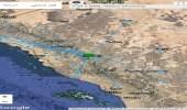 المساحة الجيولوجية ترصد هزة أرضية ثانية شمال النماص
