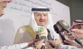 سلطان بن سلمان: شعب المملكة صاحب همة وحضارته نابضة منذ 300 عام