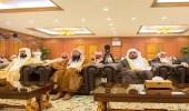 بالصور.. سماحة المفتي العام للمملكة يفتتح برامج تعزيز الأمن الفكري لديوان المظالم
