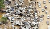 """صكوك """" سيول جدة """" تقدر بمئات الملايين.. وإدانة 320 متهما حتى الآن"""