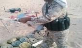 الجيش اليمني يحبط محاولة زرع ألغام في شبوة
